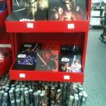 Sacs décoratifs et papier-cadeaux Star Wars chez Babou