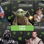 STAR WARS CELEBRATION - Breaking news : ouverture d'une boutique en ligne ! Set complet des badges