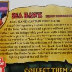 MOTUC les bio en français de Strong-Or, Standor et Sea Hawk