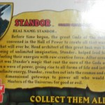 MOTUC les bio en français de Strong-Or, Standor et Sea Hawk
