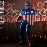 Exclu Hot Toys : au tour de Captain America