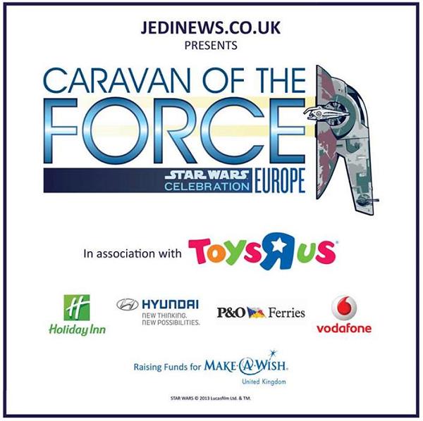 caravan of the force