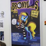 Japan Expo / Comic Con Paris : My Little Pony représenté officieusement par les Brony