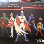 Japan Expo / Comic Con Paris : l'Expo Gatchaman - La Bataille des Planètes