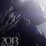 SDCC 2013 : Nouveau personnage Marvel chez Hot Toy