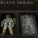 Le «prix salon» du Boba Fett – Solo Carbonite exclusive 6″