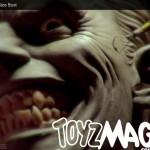 Buste taille réelle du Joker par Sideshow