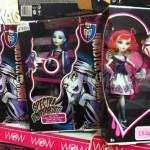 Monster High 10 nouveaux élèves en 2013 et 2014