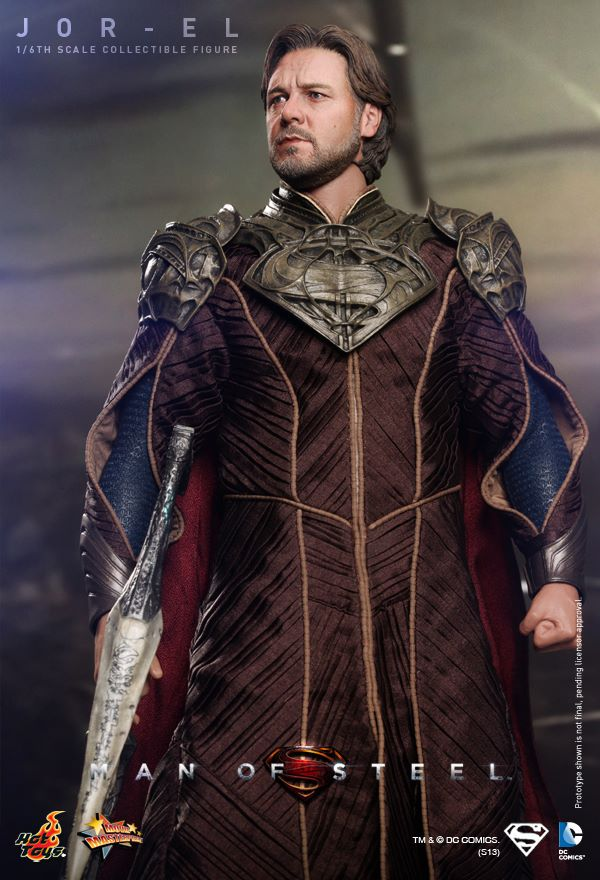 man of steel jor-el hot toys 3