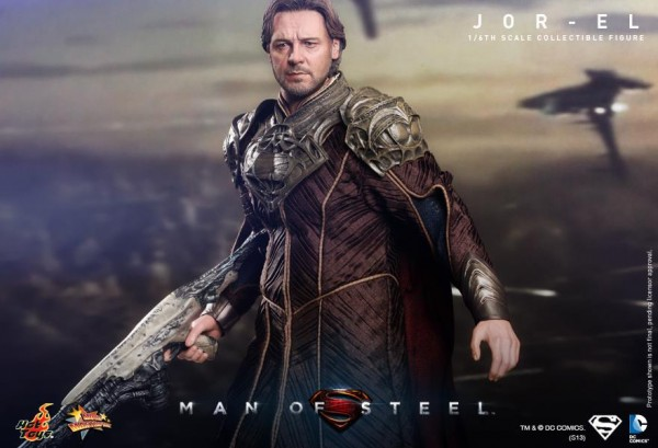 man of steel jor-el hot toys 8