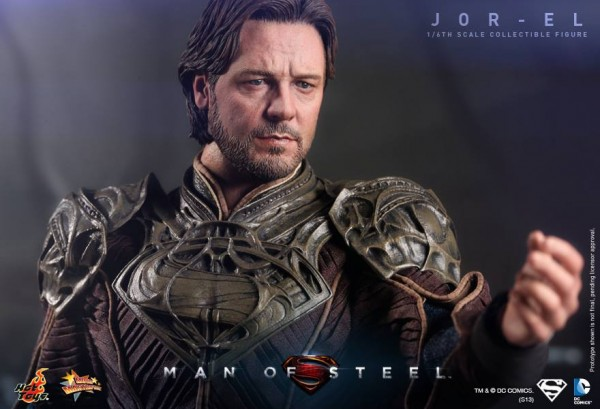 man of steel jor-el hot toys 9