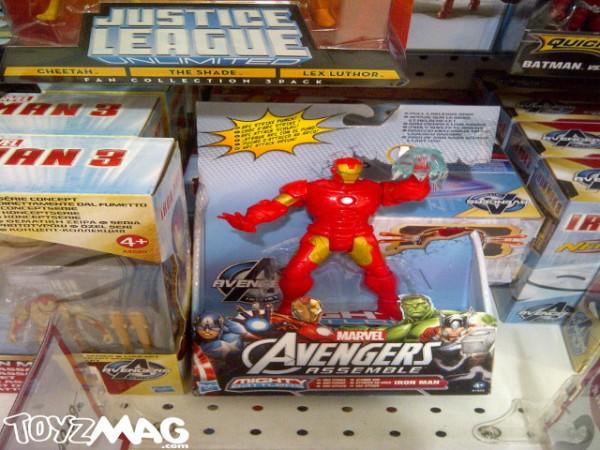 marvel hasbro avengers assemble 1
