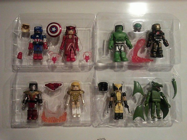 marvel minimates toys r us series 16