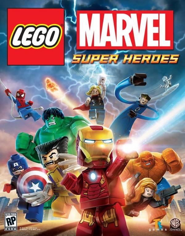 marvel super heroes lego jeu