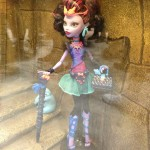SDCC 2013 - Avant première : Monster High - Sweet Scream