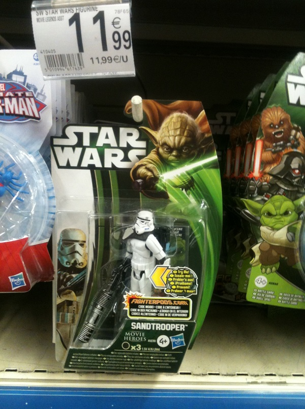 sandtrooper movie heroes