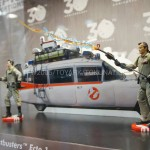 SDCC 2013 : the Ghosbusters - les jouets