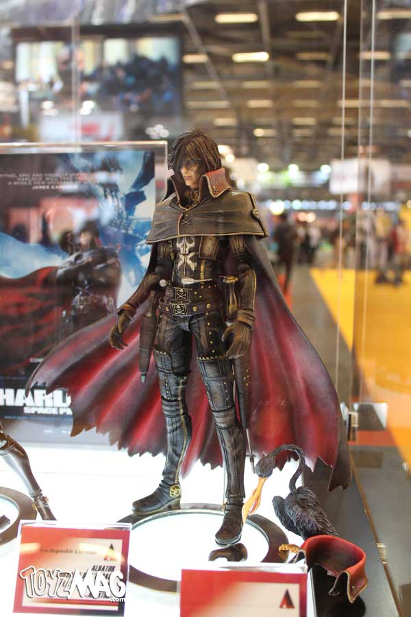 square enix japan expo 2013 CAPTAIN HARLOCK