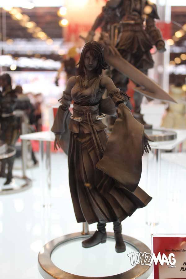 square enix play arts kai final fantaisy X