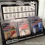 STAR WARS CELEBRATION - le set complet des StarTots