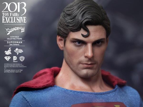 superman 3 hot toys exclu toy fairs 2013  12