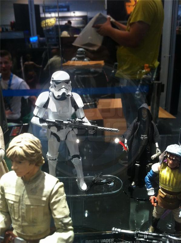 star wars black series 3 STORMTROOPER