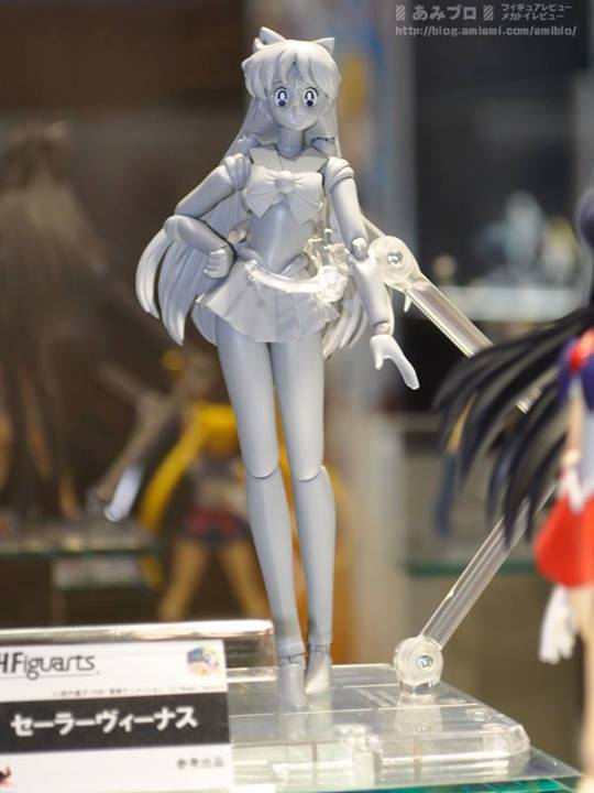 tamashii Nations sh figuarts sailor venus