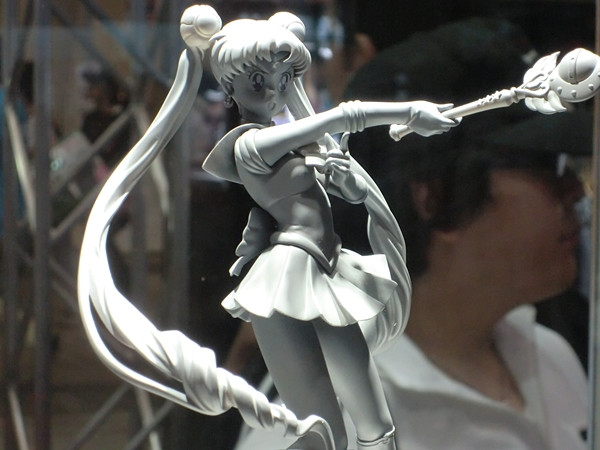 Figuarts ZERO Sailor Moon prototype produced by VOLKS