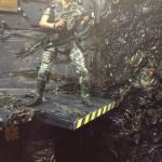 Diorama Aliens : NECA prépare l'arrivée de la Reine xénomorphe