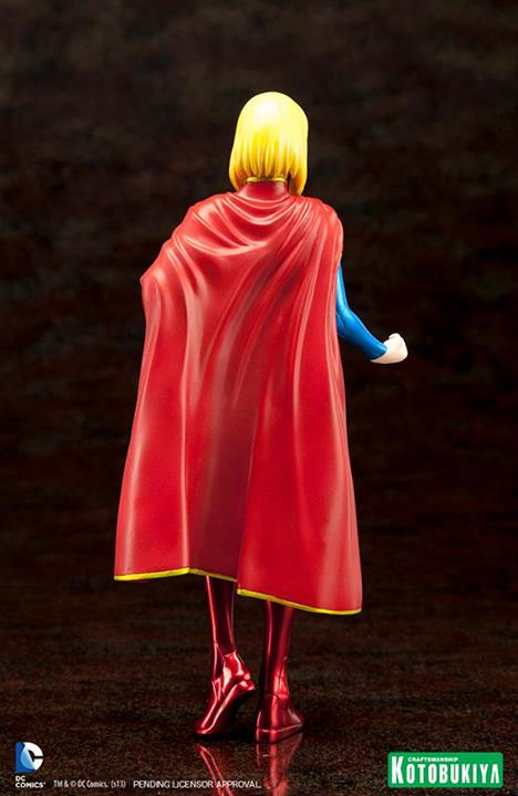 DC Comics Supergirl New 52 ARTFX+ Statue