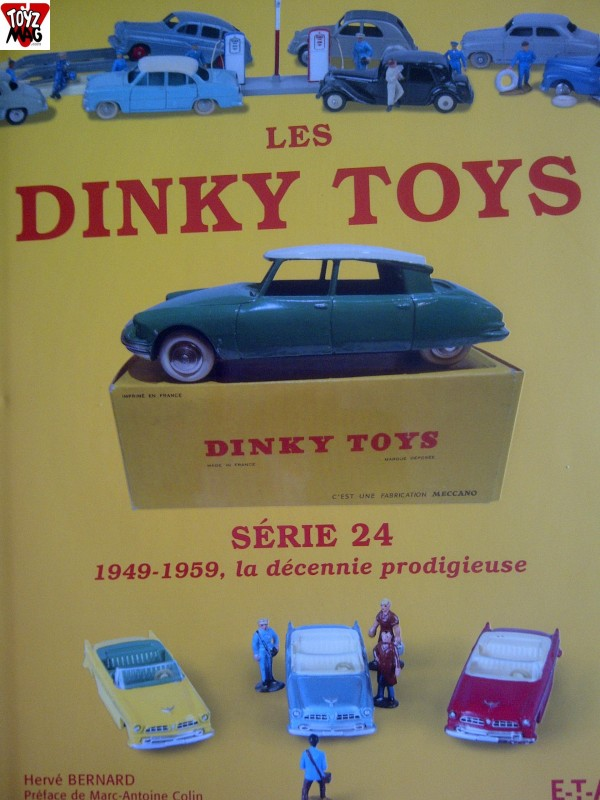 DINKY TOYS COUV