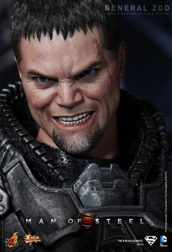 Man of Steel General Zod hot toys 14