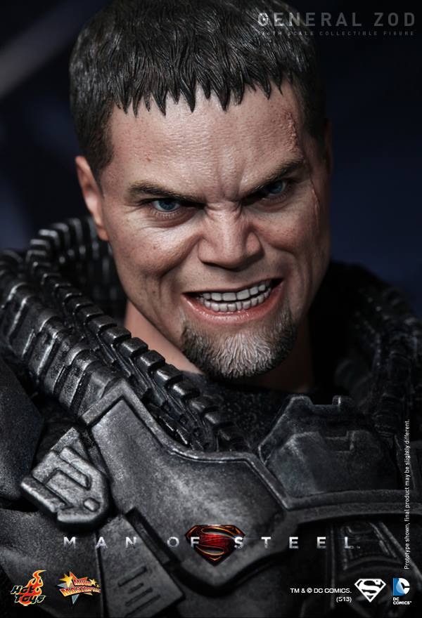Man of Steel General Zod hot toys 15