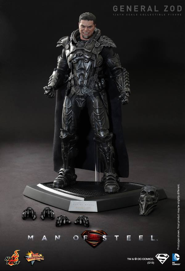 Man of Steel General Zod hot toys 16