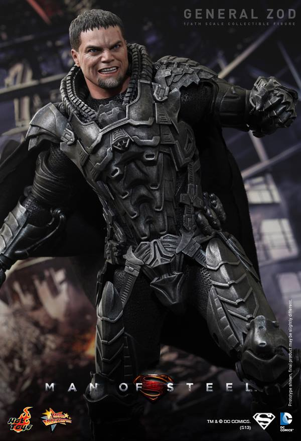 Man of Steel General Zod hot toys 6