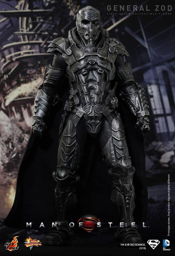 Man of Steel General Zod hot toys 7