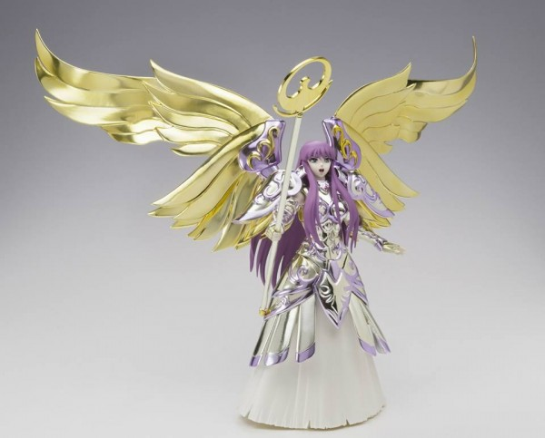 Saint Seiya Myth Cloth Athena God Cloth 10th Anniversary