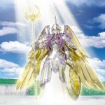 Saint Seiya Athena God Cloth 10th Anniversary les photos officielles