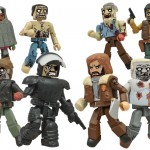 Minimates : Walking Dead Series 4 Toys R Us