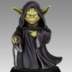 Yoda Ilum Statue par Gentle Giant