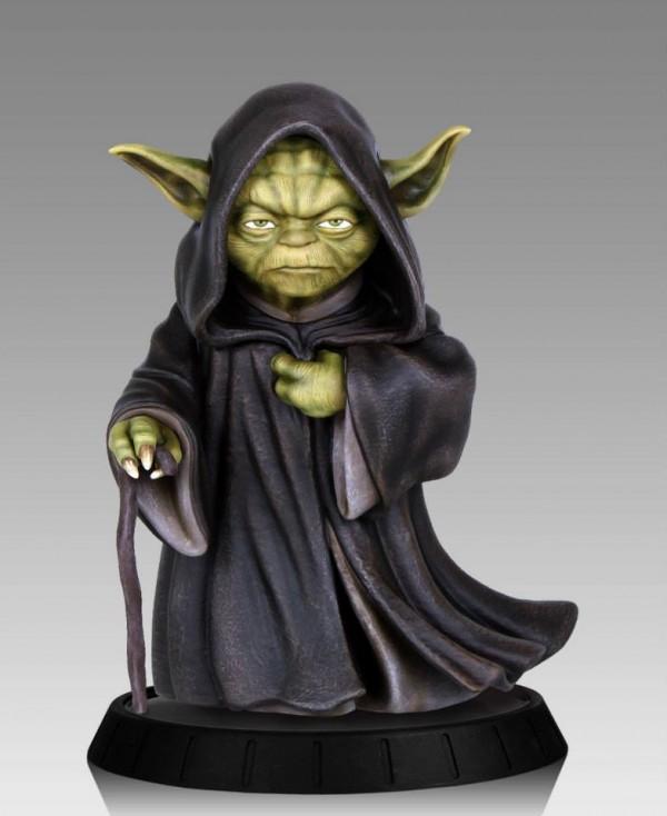 Yoda Ilum Statue Star Wars Gentle Giant, Ltd.