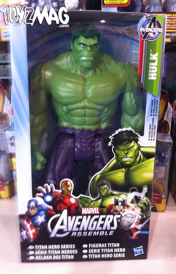 Hulk Titan serie Hero Avengers