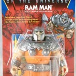 Ram Man / Bélios version Mini comic en Neo-vintage MOTU