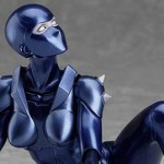 Review - Figma 183 - Lady (Armanoïde) de Space Adventure Cobra