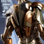 Iron Man 3 : Hot Toys - Summer Exclusive - Midas (Mark XXI)