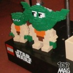 STAR WARS CELEBRATION - quelques photos du stand LEGO