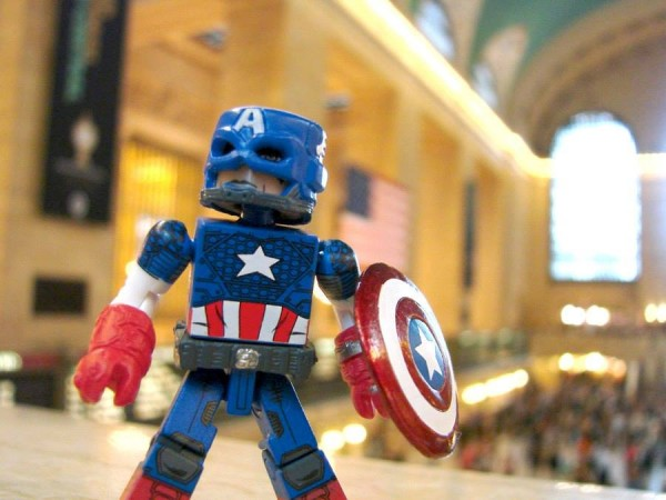 marvel minimates series 16 tru marvel now cap