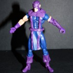 Marvel Universe : Hawkeye (West Coast Avengers)