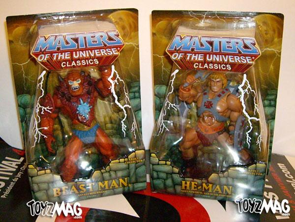 MOTUC 1er edition HE-Man Beastman