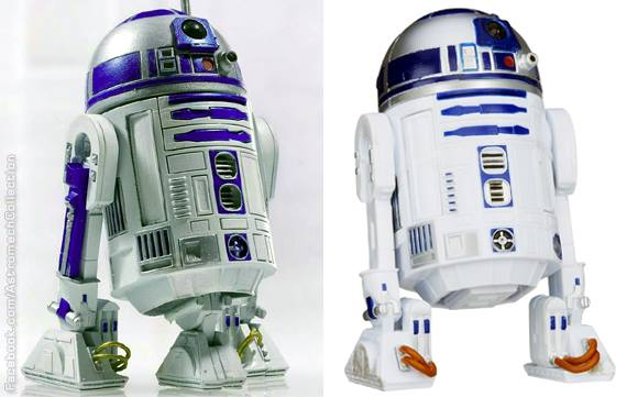 r2 the black series proto vs final